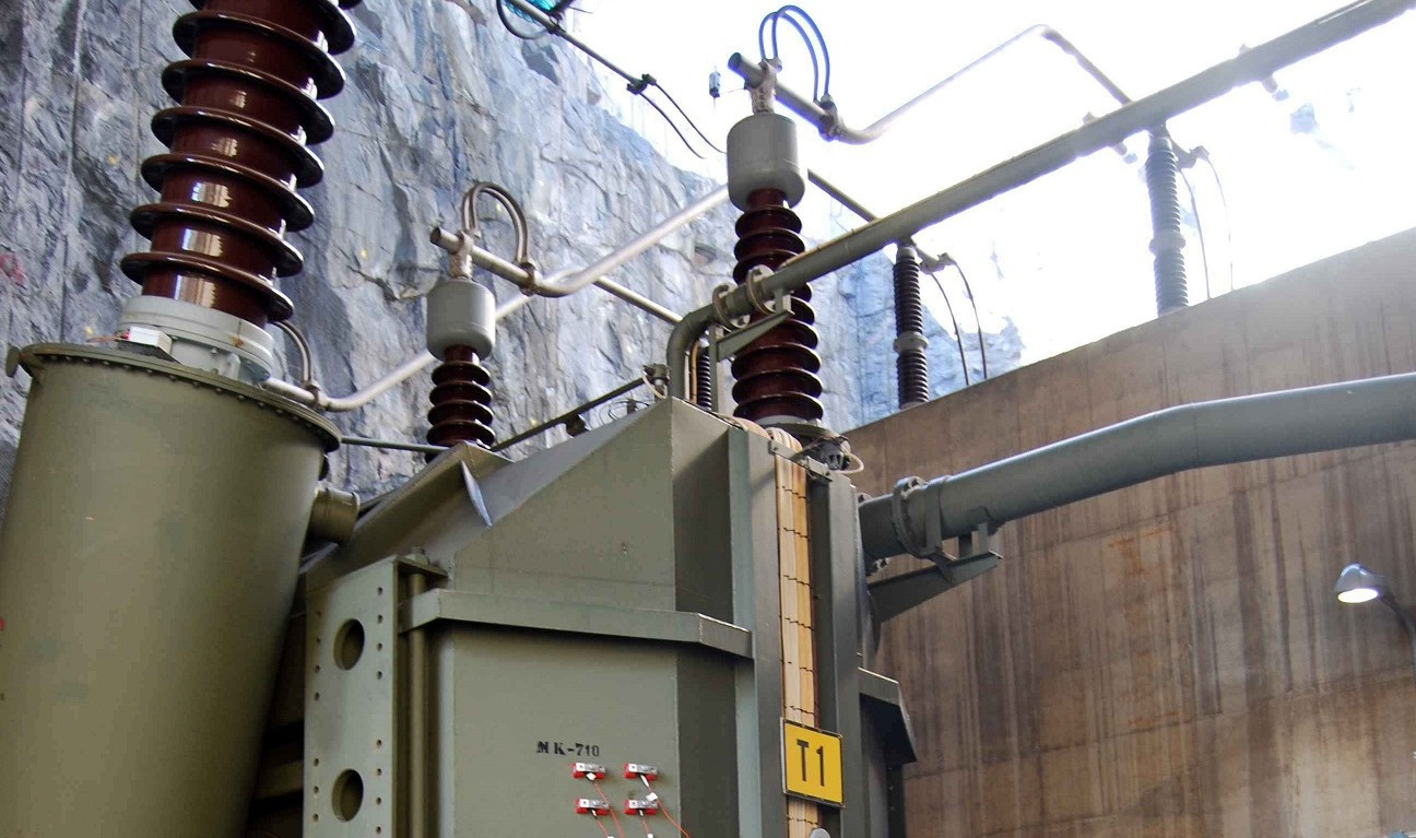 Our service for monitoring partial discharges in power transformers